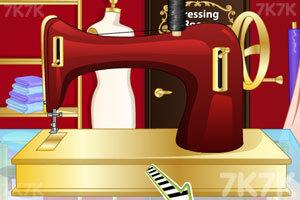 《时尚的马戏团服饰》游戏画面2