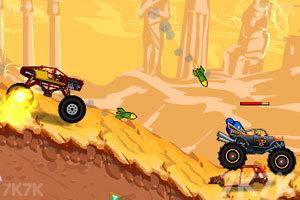 《狂野四驱车竞赛2》截图1