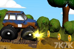 《越野攀岩车》游戏画面3