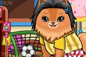 《超级可爱的小狗狗》游戏画面7