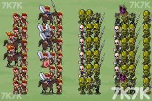 《战争号角升级中文版》游戏画面2