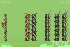 《战争号角升级中文版》游戏画面4