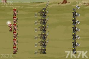 《战争号角升级中文版》游戏画面6