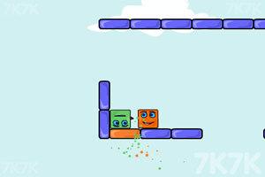 《弹跳的盒子3》游戏画面3