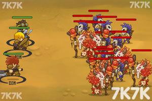 《骑士神话2中文无敌版》游戏画面4