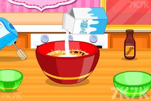 《奶油巧克力冰棒》游戏画面2
