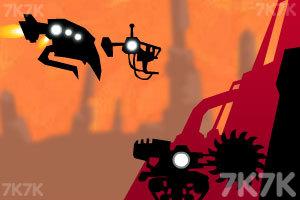 《机械入侵》游戏画面5