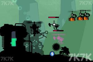 《机械入侵》游戏画面1