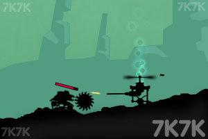 《机械入侵》游戏画面3