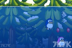《企鹅爱吃鱼3新大陆》游戏画面3