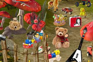 《找回玩具》游戏画面1
