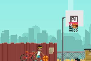 《街头篮球明星》游戏画面1
