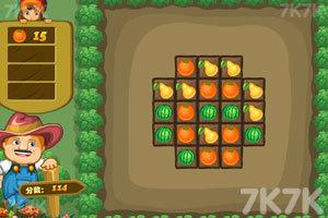 《果园闯关》游戏画面2