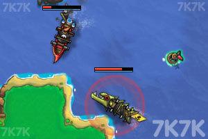 《海上生死战2中文版》游戏画面7