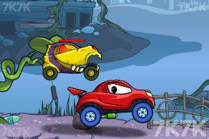 《大车吃小车4》游戏画面6