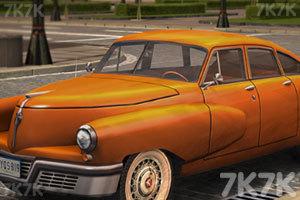 《怀旧的老爷车》游戏画面1