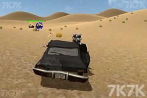 《沙漠死亡飞车》游戏画面3