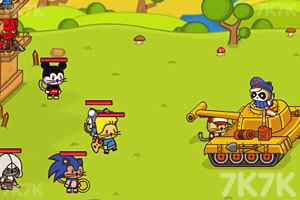 《猫咪背水一战中文版》游戏画面6
