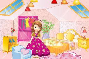 《索菲亚的卧室》游戏画面1