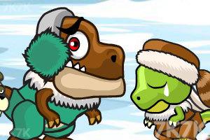 《恐龙勇闯冰河世纪》截图1