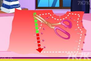 《时尚的滑板女孩》游戏画面3