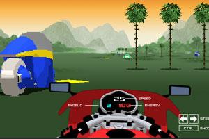 《摩托开火》游戏画面1