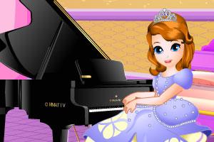 《索菲亚弹钢琴》游戏画面1