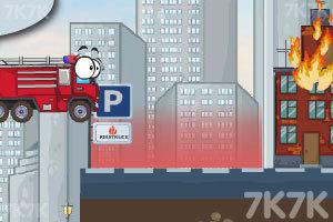 《奇趣撞车2加强版》游戏画面2