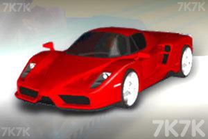 《黄金海岸赛车2》游戏画面1