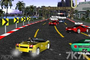 《黄金海岸赛车2》游戏画面4