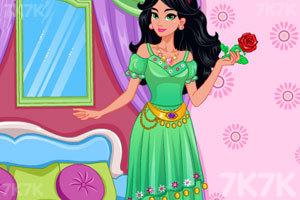 《设计漂亮的礼服》游戏画面1