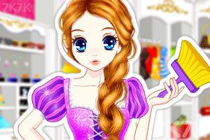 《森迪公主的奢华房间》游戏画面3
