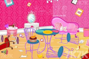 《森迪公主的奢华房间》游戏画面4