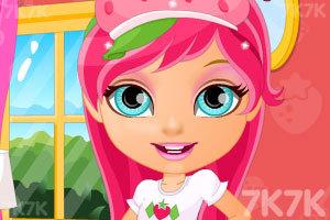 《芭比宝贝变身水果公主》截图2