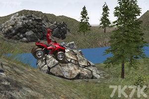 《极限四驱车挑战赛》游戏画面1