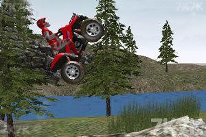 《极限四驱车挑战赛》游戏画面3