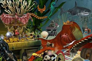 《水下王国》游戏画面1