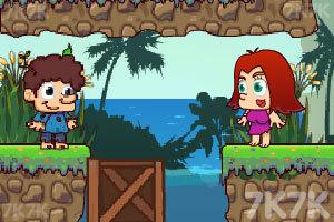 《荒岛求生》游戏画面2
