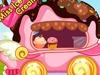 可爱的冰淇淋车