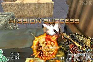 《M4A1黑骑士》游戏画面4