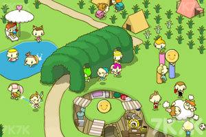 《奇思妙想之我的乐园》游戏画面2