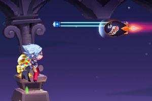 《天天酷跑炫飞版》游戏画面1