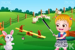 《可爱宝贝的树屋》游戏画面1