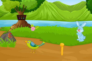 《拯救小鹦鹉》游戏画面1