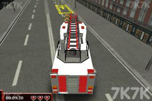 《3D消防车》截图2