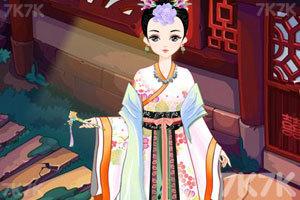 《中国古代美公主》游戏画面1