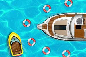 《停靠赛艇》游戏画面1