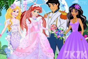 《人鱼公主的婚礼》截图2