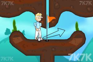 《野外高尔夫》游戏画面5