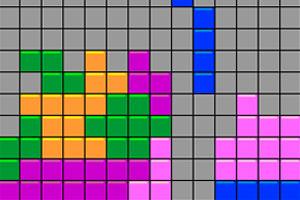 《经典俄罗斯方块挑战》游戏画面3